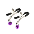 1 Pair 2pcs Female Nipple Clamps Erotic Toys Shaking Stimulate Bust Massager Breast Clips Sex Toys