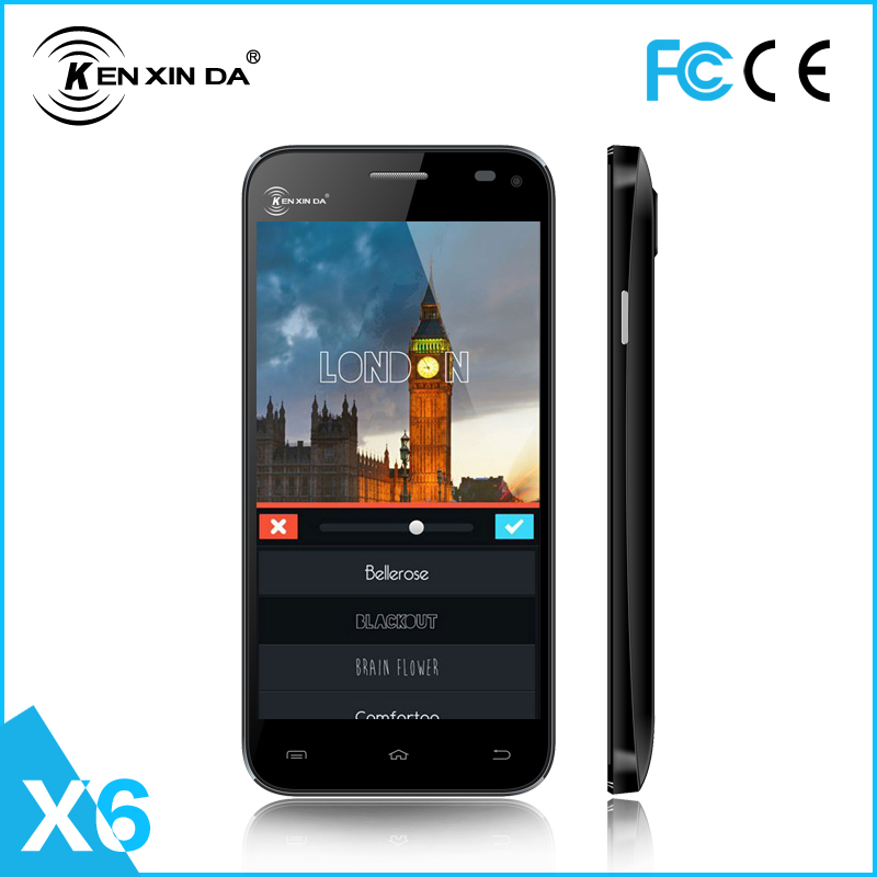 Shenzhen Kenxinda shop online best selling Android mobile phone with high configuration smart phone(China (Mainland))