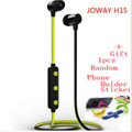 JOWAY H15 Wireless Stereo Bluetooth Headset Earphone Sports Audifonos Earphone Headphones With MIC for phones fone