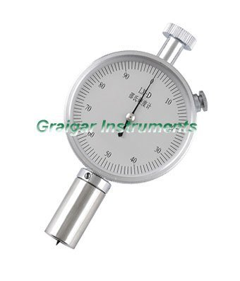 LX-D SHORE D Durometer,Rubber Hardness Tester,Sclerometer,FREE SHIPPING by fedex,tnt,dhl,ups,ems<br><br>Aliexpress