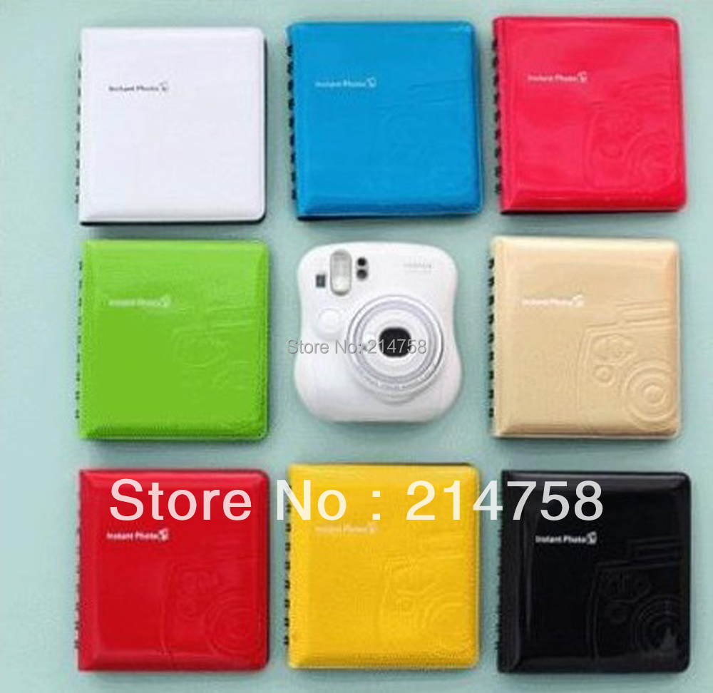 Mini Polaroid Instant Picture Photo Album FUJIFILM INSTAX & ANTI DAMP BAG - WINSELLER001 store