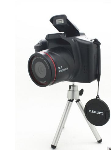 "12Mp Max 5MP CMOS Sensor SLR Digital Camera with 1280x720P HD Video and 2.8"" Color Display(China (Mainland))"