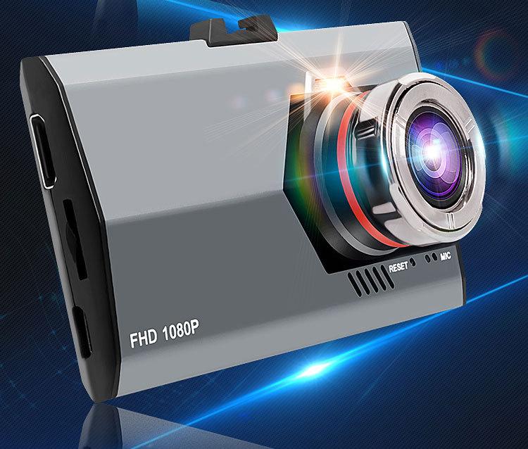 Factory Price 3.0'' Mini Car DVR Camera 1080P 140' Dash Cam Video Recorder Registrator Night Vision Record Detector High quality(China (Mainland))