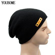Arrival Brand Beanies Women's Men's Winter Hat Knit Skullies Winter Hats For Men Women Caps Skull Bonnet Knitted Beanie New 2017(China (Mainland))