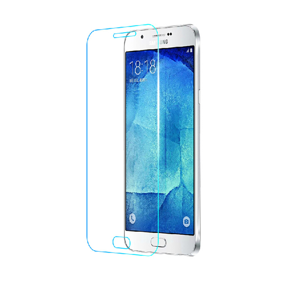 50% Off 2.5D 9H Ultra Thin Waterproof Tempered Glass Protective film For Samsung Galaxy A3 A3000 A5 A5100 A5000 A7 A7000 A7100(China (Mainland))