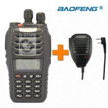 BAOFENG UV-B5 two way radio walkie talkie  VHF/UHF Dual Band&Ham Handheld Tranceiver & portable Radio +Original shoulder Speaker