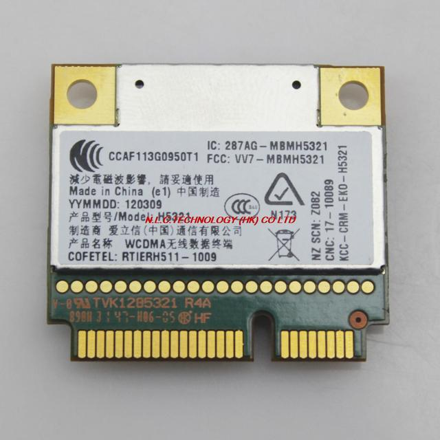 New 60Y3297 H5321w Mobile Broadband Wireless WWAN  H5321GW HSPA+ 21Mbps FOR X220 E520 X230 W530