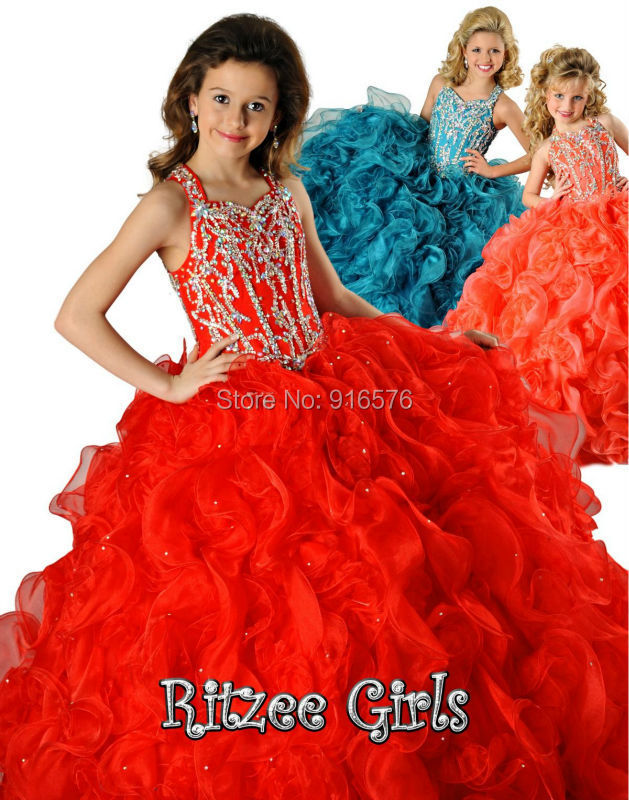 Turmec » ball gown dresses for girls size 10