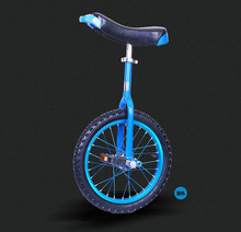 "Unicycle Bicycle Solo Expert 20"" NEW BNIB Circus Fun Bike 20Inch Wheel Aluminum Alloy Road Bike Cycling Outdoor Extreme Sports(China (Mainland))"