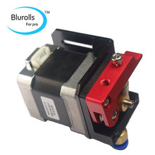 3d printer parts right hand bowden extruder kit set no motor compact extruder aluminum alloy for