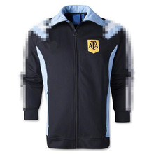 2014 Newest Argentina Originals Retro Track Top Men Soccer Jackets Fashion Men Winter JacketsCheap Men Football