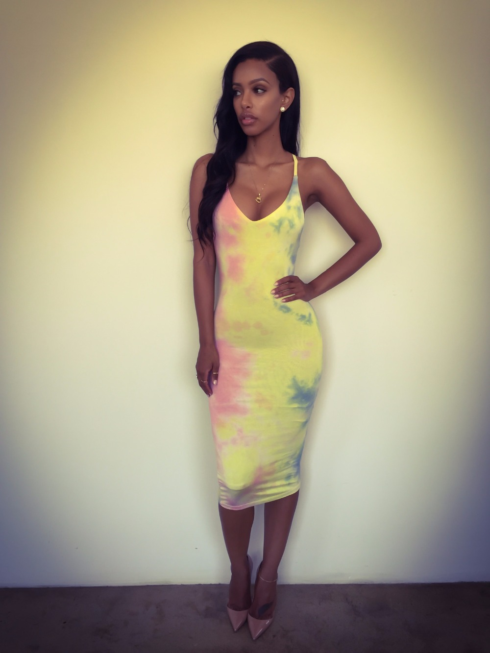 Aliexpress.com : Buy 2015 New Fashion Women Summer Style Sling Sexy ...