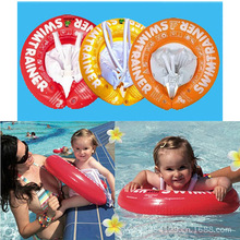 swiming siemens Thick Baby Collar Life buoy Children love handles PVC Cartoon Safety and environmental protection(China (Mainland))