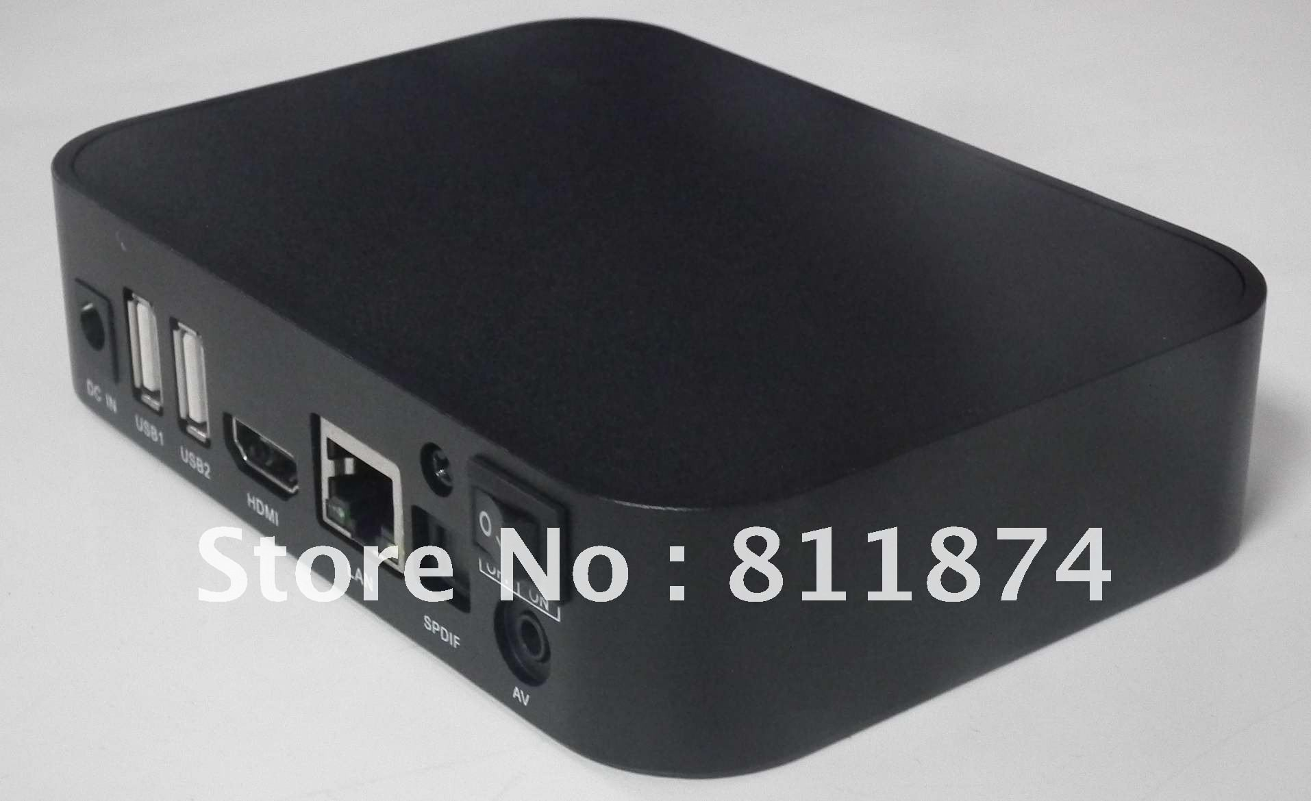 2012 new model iptv -h653 , search Chinese channels mini tv receiver box HD,HDMI, 1080p+ - Online Store DESHENS store