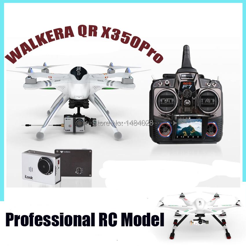 2015 Walkera QR X 350 GPS 6CH DEVO F7 FPV DEVO 7 10 RC RTF DJI 3 QR X350 pro