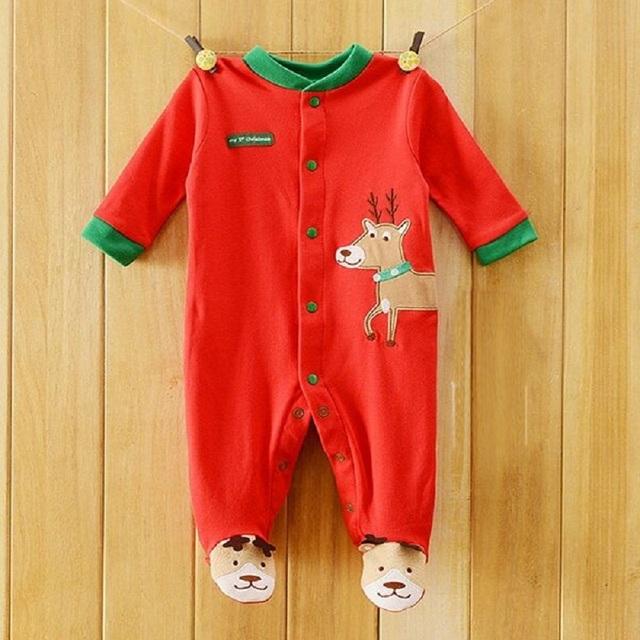 Ребенка ползунки Payifang мальчиков пижамы комбинезон цельный новорожденных девочек мешок футов Комбинезон ползунки 100% Хлопок