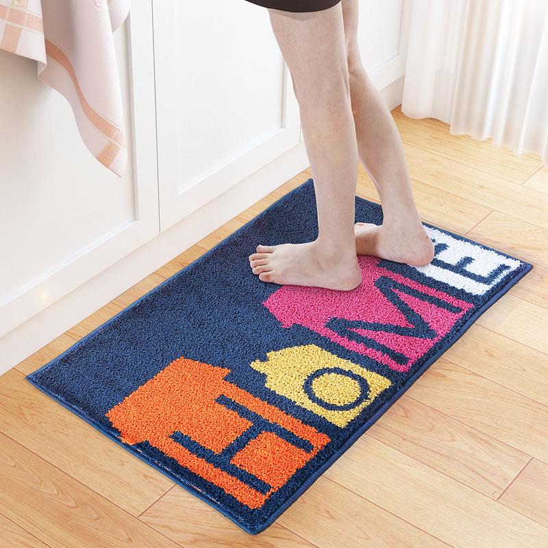 Теплые коврики для ванной комнаты