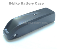 36V lithium battery box E-bike battery case For DIY 36V li-ion battery pack With free 18650 cell holder Not include the battery(China (Mainland))