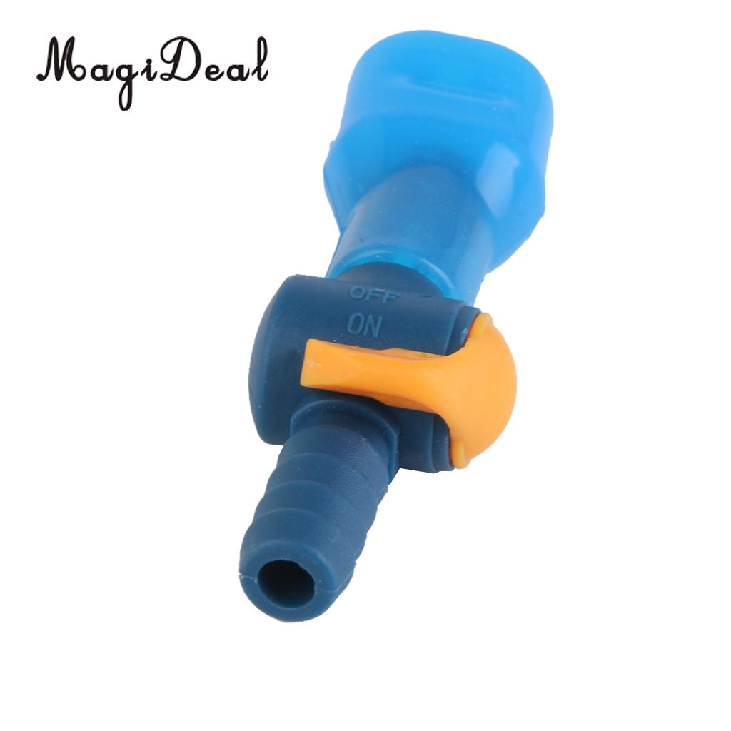 MagiDeal Universal Replacement Water Bladder Bag Hydration Pack Bite Valve Piping Nozzle for Cycle Sports Backpacking