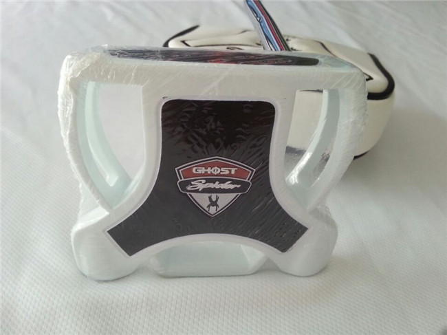 """Right Hand TM Off Set Ghost Spider Putter Ghost Putter OEM Golf Clubs 33""""/34""""/35"""" Inch Regular/Stiff Flex Steel Shaft With Cover(China (Mainland))"""