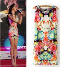 wholesale flower fancy dress
