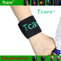 Tcare 1Pair Tourmaline Wrist Magnetic Self heating Therapy Brace Protection Belt Spontaneous Wrist Massager Hand