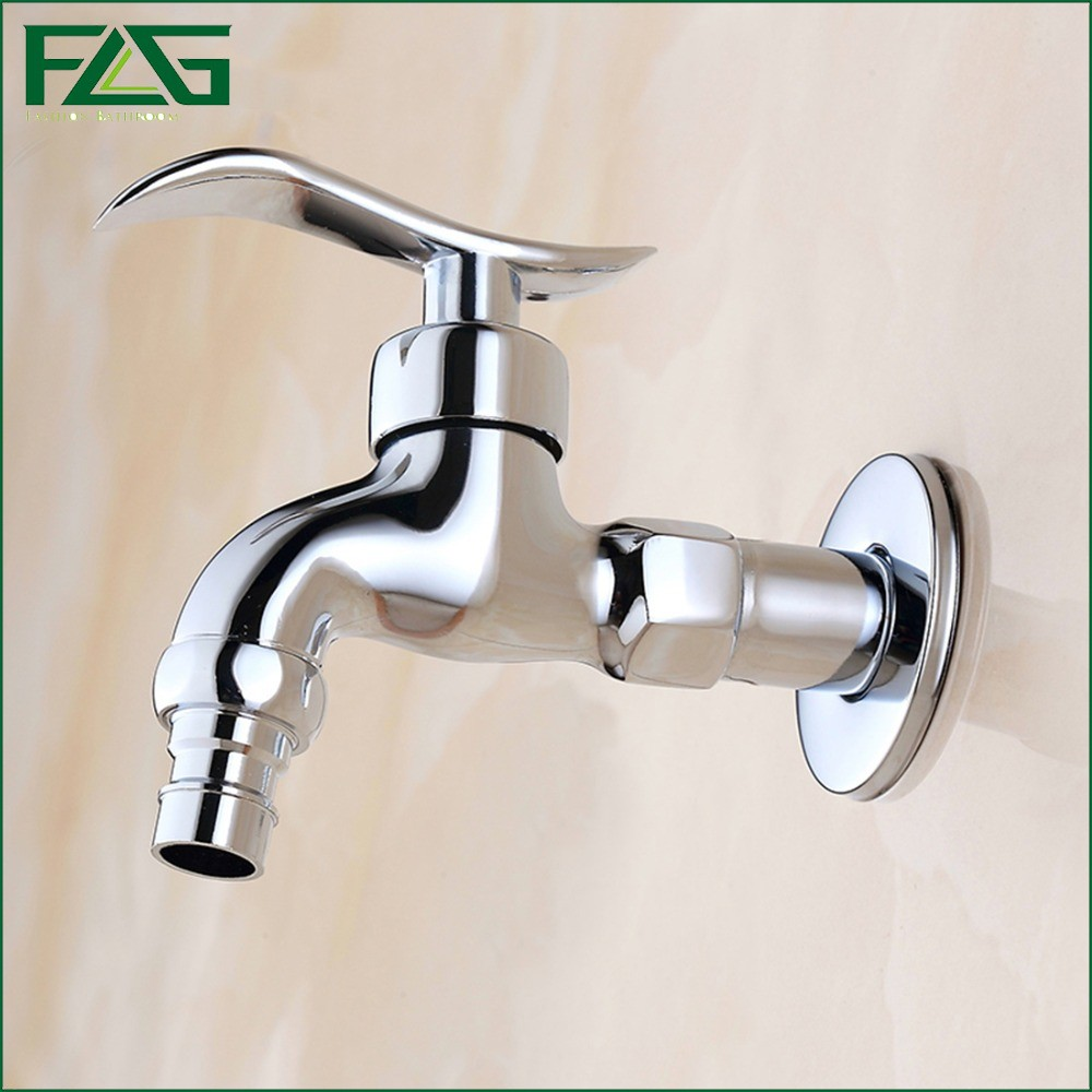 FLG Free shipping Factory Supplier Single Cold In-wall Faucet Single Cold Wall-mounted Tap Single Cold Concealed Faucet Mixer(China (Mainland))