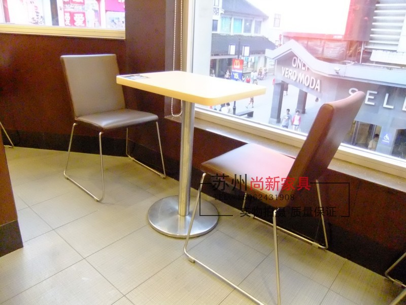 Special 2-seater dinette combination of KFC split the table cafe restaurant tea shop dinette(China (Mainland))