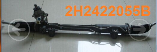 Power steering rack and pinion for VOLKSWAGEN Touareg,AUDI Q7,PORSCHE Cayenne(RHD) 2H2422055B(China (Mainland))