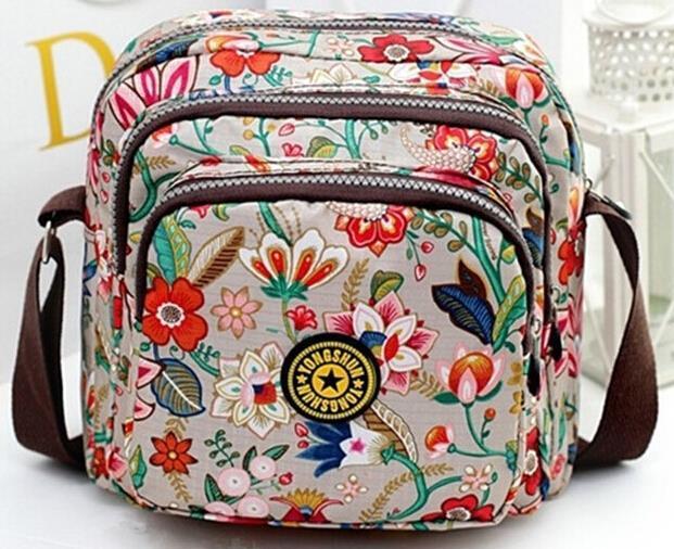 Bolsa Feminina Women Messenger Bags Travel Casual-bag Nylon Handbags Women Shoulder Bags Kiple Desigual Bag Bolsos Mujer Bolsas<br><br>Aliexpress