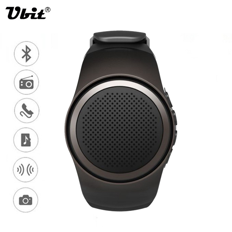 Ubit B20 Smart Watch With Self-timer Anti-Lost Alarm Music Sport Mini Bluetooth