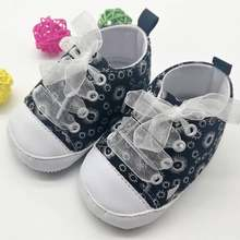 Children Baby Infant Baby Soft Bottom First Walkers 2018 Baby Shoes Kids Boy Girl Shoes Sneakers Sapatos(China)