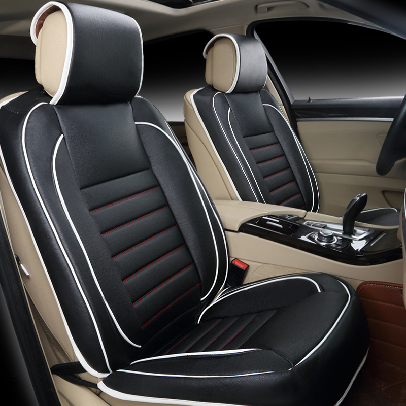 Leather Auto Seat Covers
