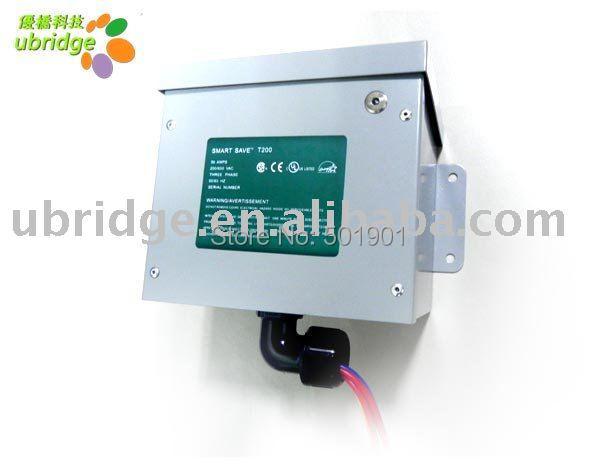 200AMP Three phase power saver,electricity saving box ,UBT3200