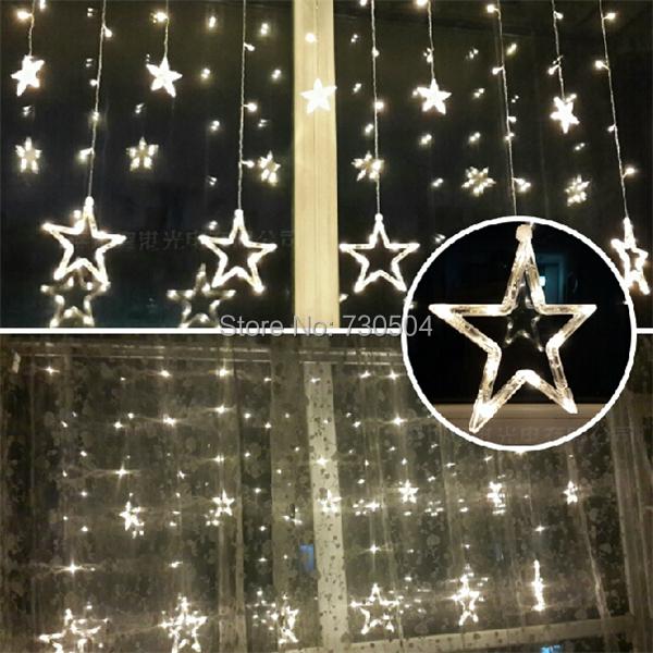 Long String Lights Indoor : Aliexpress.com : Buy 4 meters long star light string of Christmas lights garden lights Indoor ...