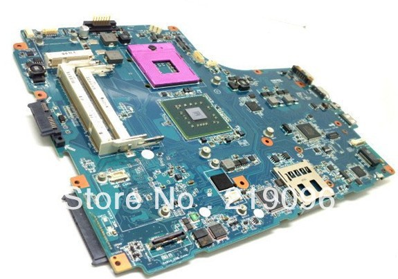 For SONY VAIO A1747083A M851 VGN-NW MBX-218 INTEL Motherboard Tested OK(China (Mainland))