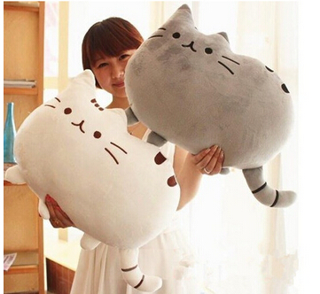 40*30cm 2016 Plush Toys Stuffed Animal Doll Talking Animal toy Cat For Girl Kid Kawaii Cute Cushion(China (Mainland))