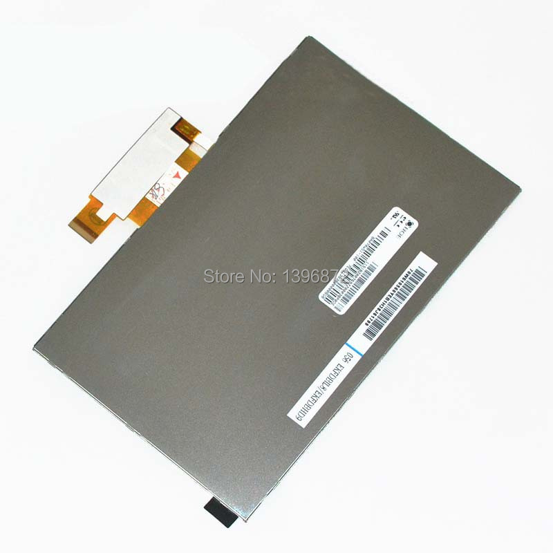 For 7 Inch Lenovo A7-30 A3300 LCD Display Panel Screen Monitor Repair Replacement Part Free Shipping With Tracking Number(China (Mainland))