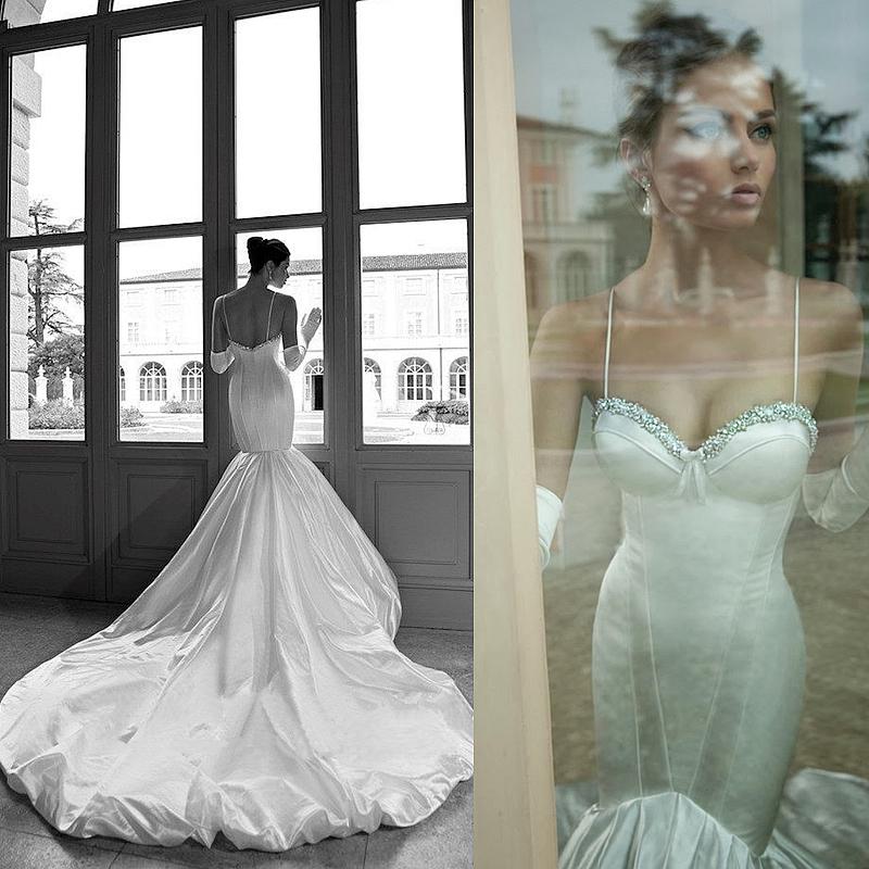 Online get cheap wedding dresses big hips for Wedding dresses for big hips