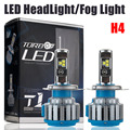 H4 Car Led Headlight High Power Auto H4 3 80W 8000LM H13 9004 9007 H L