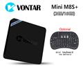 Mini M8S plus 2GB 8GB 2GB 16GB Amlogic S905X Android 6 0 TV Box 2 4G