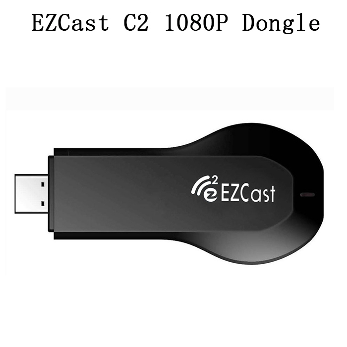 Ezcast C2 Miracast HDMI 1080P TV Dongle Stick EZAir EZMirror DLNA Miracast Airpaly MirrorOP for IOS Android Windows(China (Mainland))