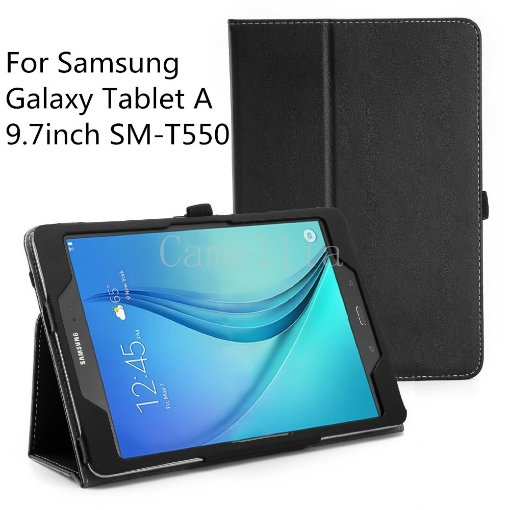 for samsung galaxy tab a 9 7 ultra slim lightweight smartcover stand case for samsung galaxy tab. Black Bedroom Furniture Sets. Home Design Ideas
