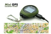 5pcs/lot Mini GPS location finder Handheld GPS Navigation For Outdoor Sport Travel(China (Mainland))
