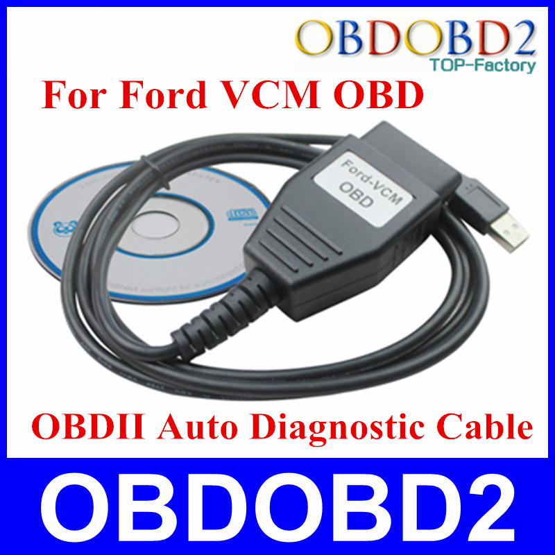 Quality A+++ Ford VCM OBD Diagnostic Interface Mazda IDS Scan Tool Good Function - OBDOBD2 Electronic Tech Co.,Ltd store