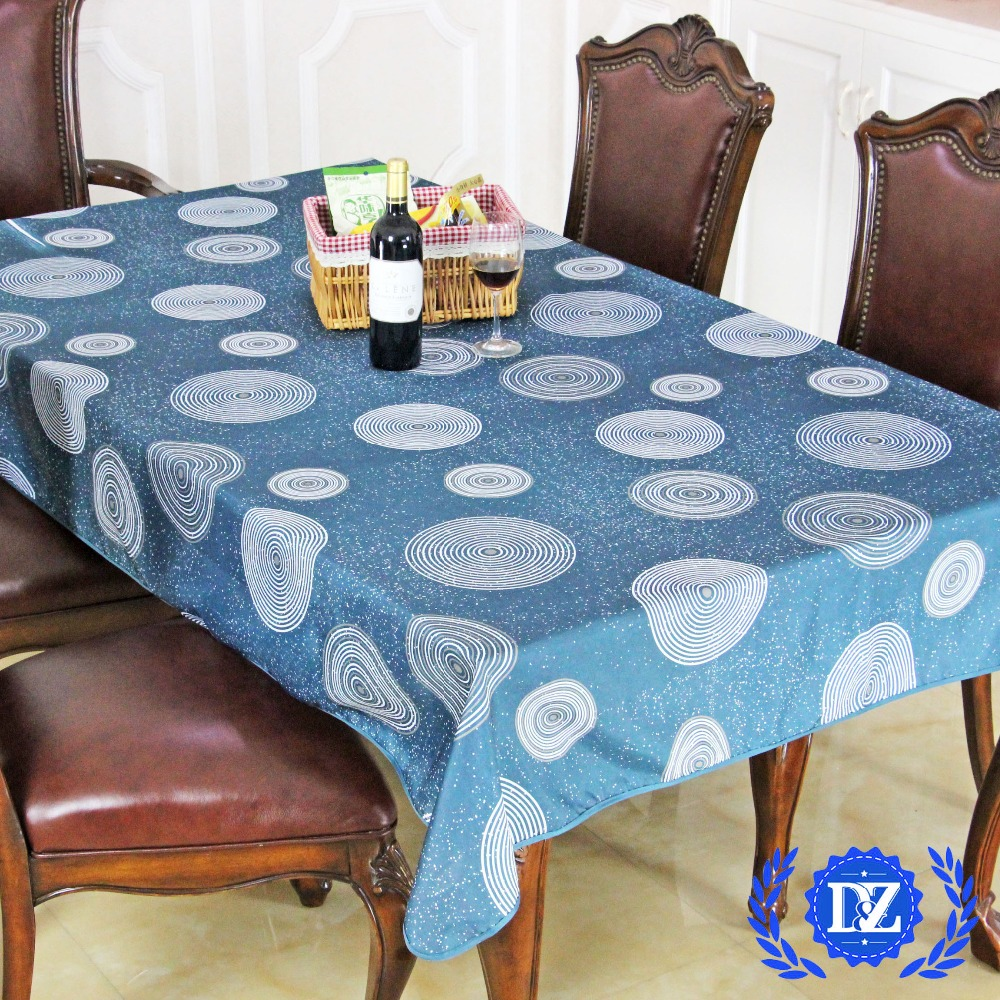 2016 spring summer waterproof starry sky table cloth high - Manteles para mesa ...
