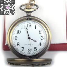 Vintage Retro Bronze Motorcycle Motorbike MOTO Pocket Watch Necklace Pendant Quartz Watch Relogio De Bolso Men
