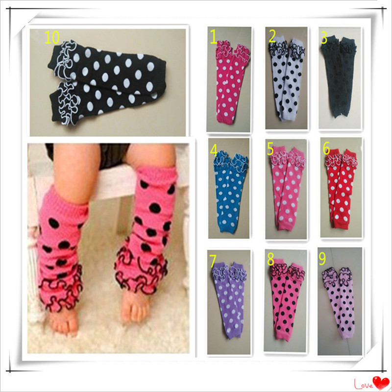baby leg warmers mix 10pairs/lot baby girls leg warmers with ruffles posh cotton infant toddler ruffle warmers kids Leg warmers