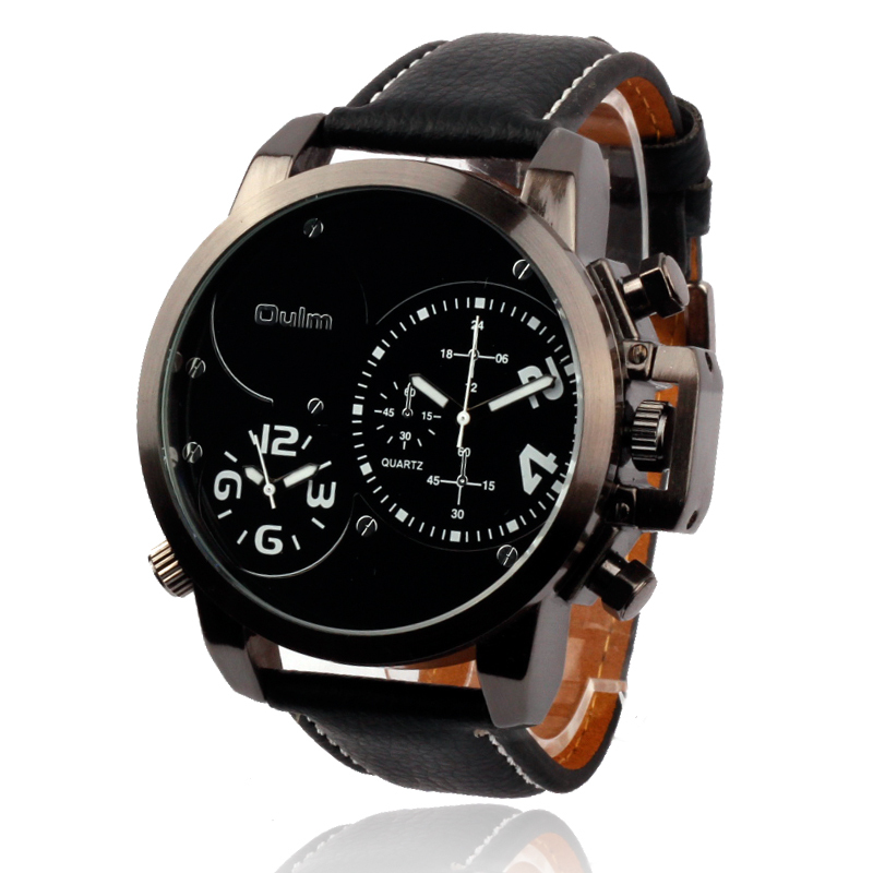 Authentic OULM 3182 Watch Montres de Marque de Luxe Relojes Lujo Marcas Men Wristwatches Relogio Masculino Original Army Clock<br><br>Aliexpress