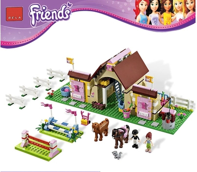 2015 New Original Bela Friends Girl Minifigures Maya Farm Building Block Sets Compatible Lego Toys